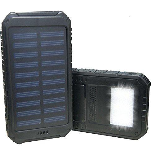 Multi function 10000mAh Flashlight Charger Portable