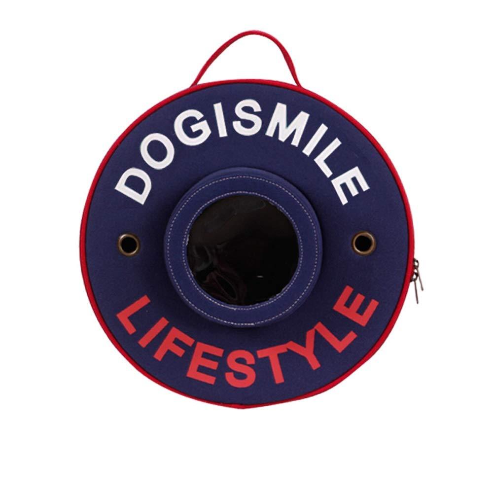 C CL Pet Bag Cute Styling Pet Travel Backpack Out Carrying Case Five colors Optional 360X360X180mm Pet Bag (color   C)