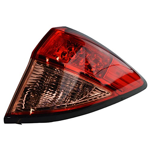 Outer Quarter Panel Mounted Tail Light Lamp Passenger Side RH for Honda HR-V (Passengers Quarter Side Mounted Tail)