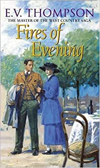 Book Fires Of Evening: Number 8 in series (Retallick Saga) by E. V. Thompson (2010-09-02)