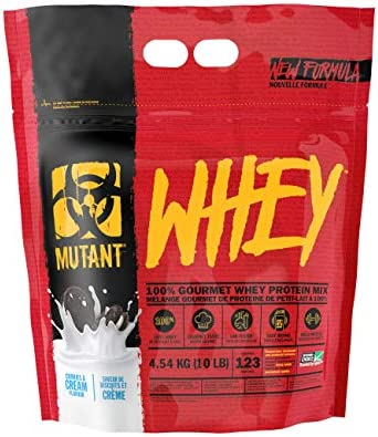 Mutant - Mutant Whey (10lbs - 4536g) - Cookies & Cream
