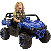 Yamaha 6 Volt Viking Battery Powered Ride-On