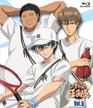 新テニスの王子様 DVD
