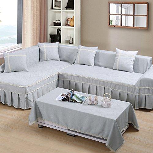 Amazon.com: Gatycallaty L-Shaped Sofa Cover;Multi-Seater L Shape ...