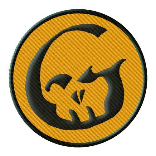 Dark Horse Deluxe Grimm Skull