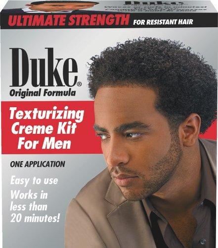 Duke Texturizing Creme Kit for Men Ultimate Creme Texturizing Kit
