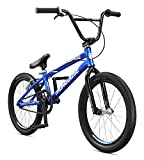 Mongoose Title Pro XXL BMX Race Bike for Beginner to Intermediate Riders, Featuring Lightweight Tectonic T1 Aluminum...
