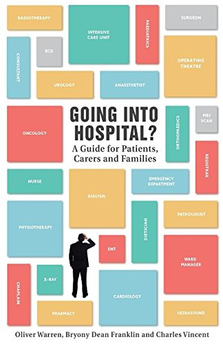 Download Going into Hospital: A Guide for Patient, Carers and Families pdf epub