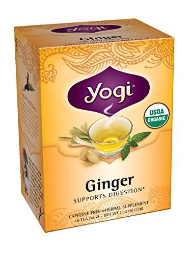 Йоги Имбирь Чай, 16 пакетиков (Pack 6)