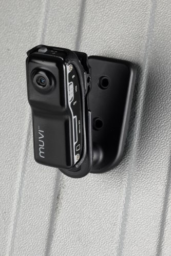 Veho VCC-003-MUVI-BLK MUVI Micro digital action cam for Action Sports, Surveillance and Motorcycling / cycling (Includes 4GB Memory)