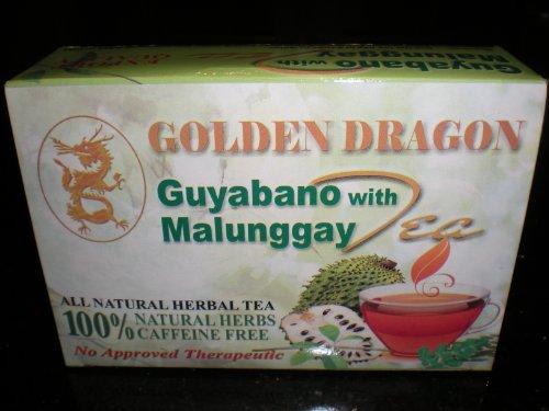 Guyabano avec Malunggay thé