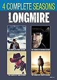 Buy Longmire: Seasons 1-4 (4-Pack)