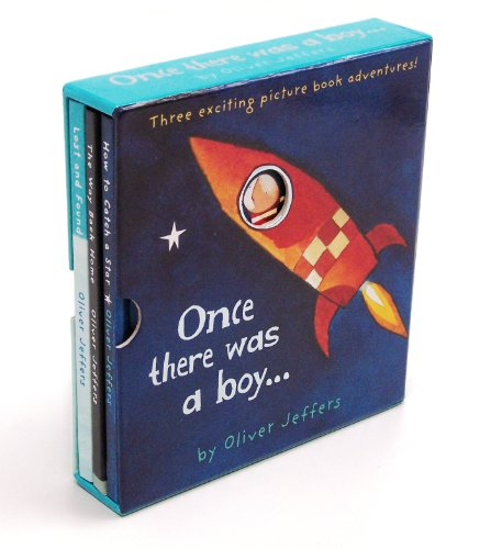 Once There Was a Boy. Boxed Set