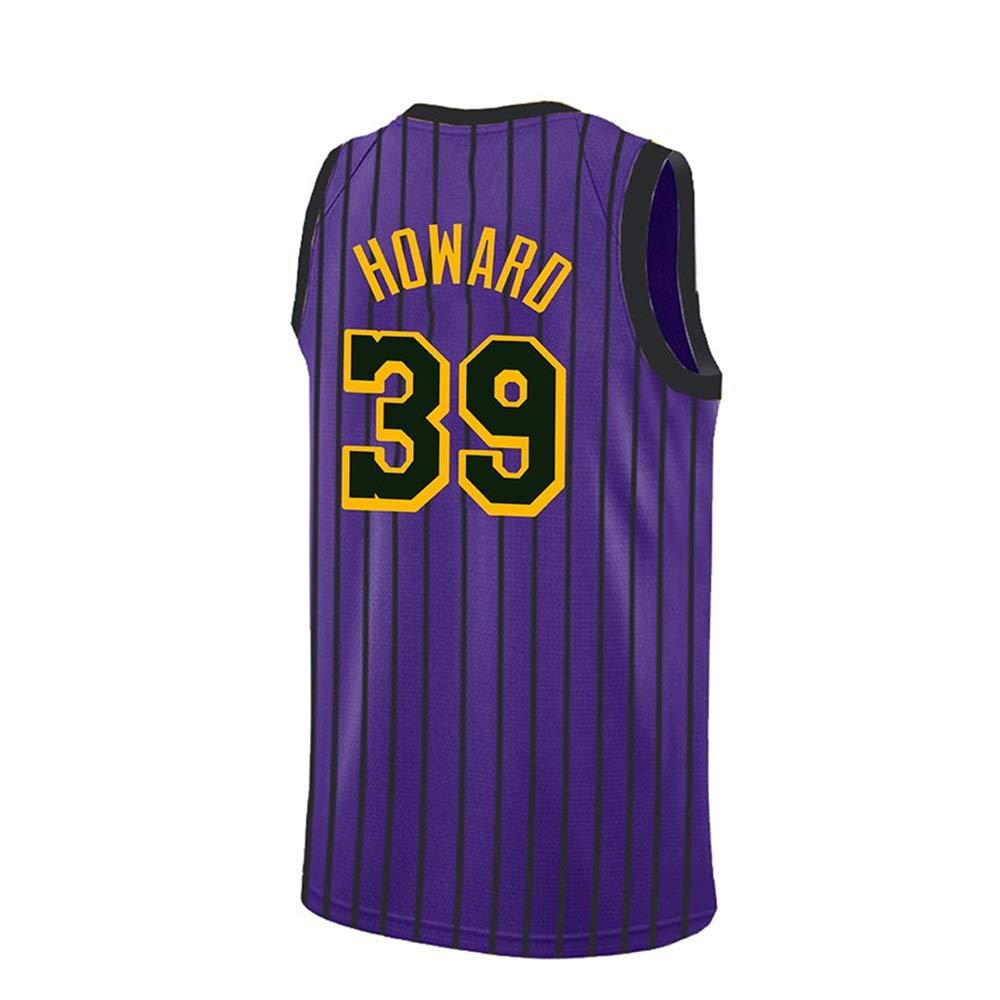 Dwight Howard # M/ÄNNER 39 ZAIYI-Jersey Basketball Jersey Lakers-Swingman Jersey Sleeveless Shirt-Lakers Meisterschaft