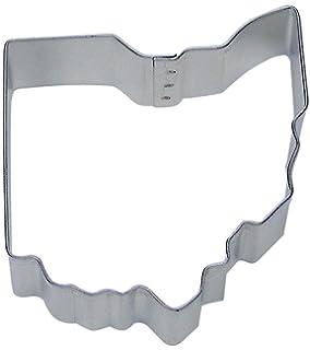 "Louisiana Shape Cookie Cutter 3.25/""  Fondant Baking State Map Sugar"