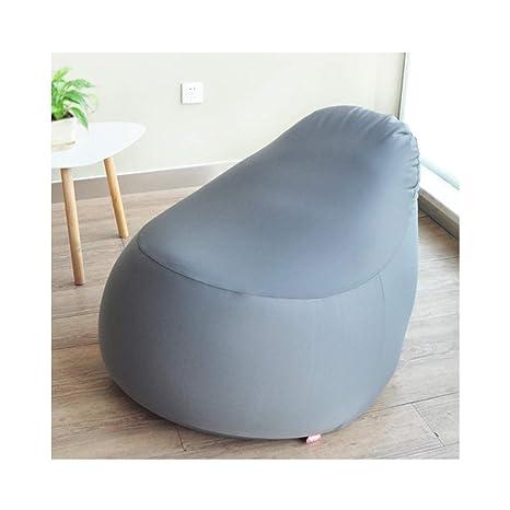 TongN-Sillones Bean Bag Lazy Couch Tatami Sencilla Tela Sofá ...