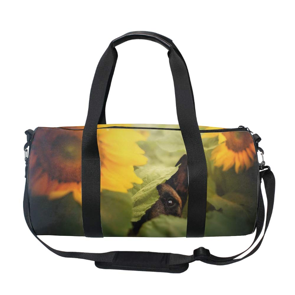 One Size Plant Stamps Camouflage Barrel//Duffel Bag 20 Liters