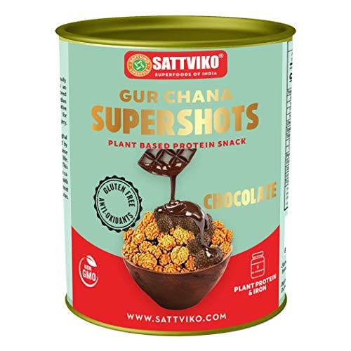 Sattviko Chocolate Gur chana