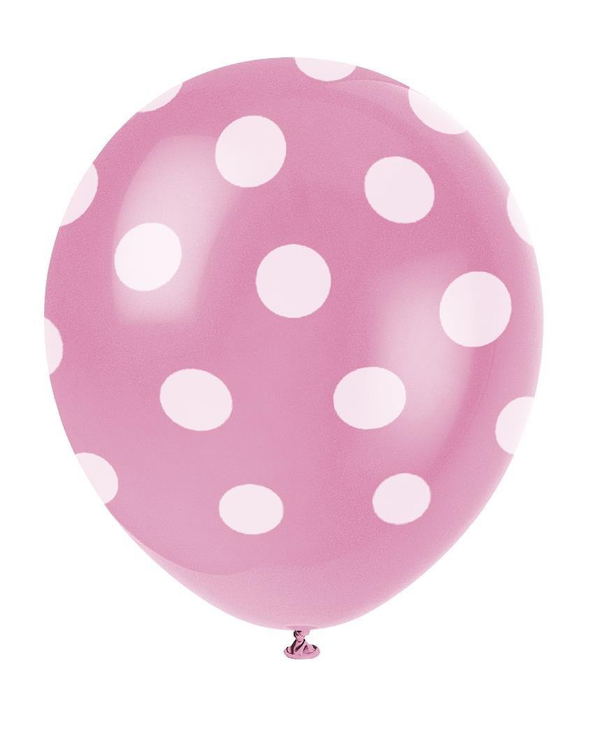 Nuevo lunares rosas De color Completo Vajilla Fiesta Gama (Un montón de Artículos fiesta a elegir - Cosechadora pedidos para ahorrar en postal - Caja ...