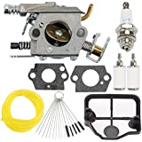 Harbot 545006060 C1Q-W31B Carburetor for Husqvarna 124L 124C