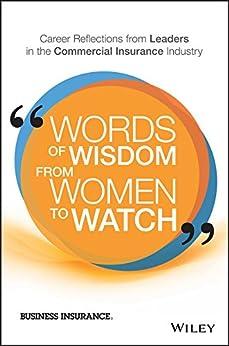 Amazon.com: Words of Wisdom from Women to Watch: Career ...