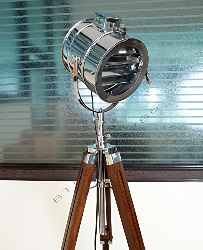 Designer Handmade Marine Nautical Floor Lamp Nautical
