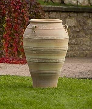 Kreta Keramik Hochwertige Grosse Terracotta Amphore 100 Cm