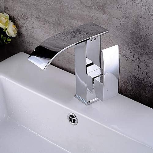 Xinqing スプラッシュ蛇口のない洗面器洗面器フル銅盆地の蛇口ホット&コールドウォーターミキサー