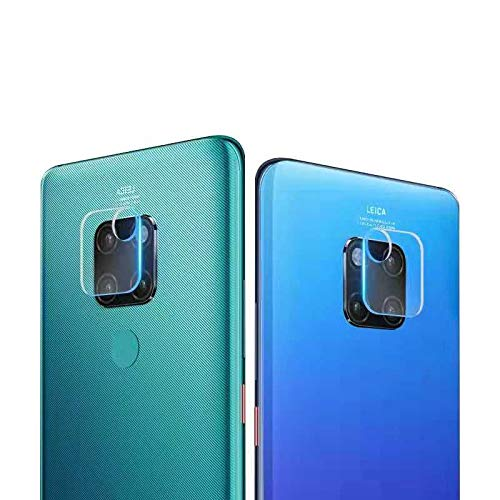2X Dooqi Premium Rear Camera Lens Tempered Glass Film Protector for Huawei Mate 20X by dooqi (Image #2)