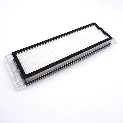 Lorsoul 12pcs Filtro HEPA Cepillo Principal de Limpieza de Herramientas del Lado del Sistema de Cepillo