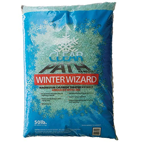 Check Out This FDC Winter Wizard | Calcium Magnesium Acetate and Magnesium Chloride Ice Melt | Snow ...