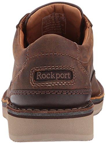 Rockport - Uomini Pp Parafango Oxford Scarpe Di Cera Dapi Lea