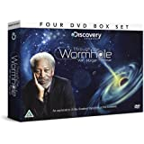 Morgan Freeman Through The Wormhole Gift Set [DVD]