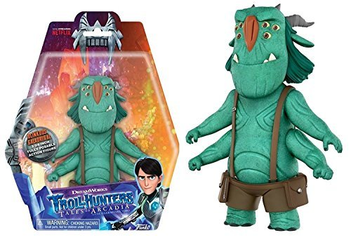 Funko - Dreamworks Trollhunters Tales of Arcadia - BLINKY - 3 3/4 Inch Fully Posable Action Figure -