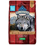 Blue-Buffalo-Wilderness-Rocky-Mountain-Recipe-High-Protein-Grain-Free-Natural-Adult-Dry-Dog-Food-Red-Meat-22-lb
