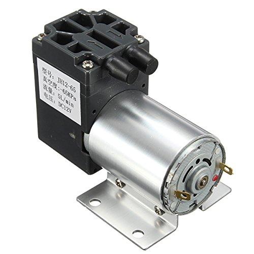 DC 12V Vacuum Pump Suction Pump with Bracket Negative Pressure Suction