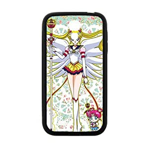 Beautiful young girl Cell Phone Case for Samsung Galaxy S4