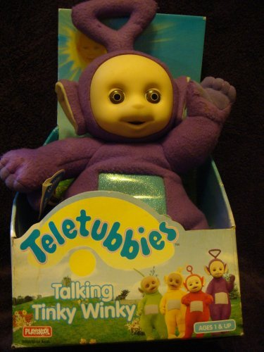 THE Original Issue Talking TINKY WINKY 14