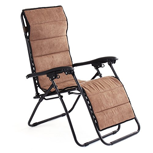 Apex living all seasonal zero gravity chair with removable - Zero gravity recliner chair for living room ...