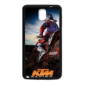 Custom KTM Racing Motocross Dirt Bike Design Phone Case for Samsung Galaxy Note 3