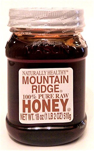 Mountain Ridge Honey 100 Plastic product image