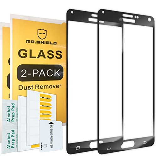 Tempered Glass screen protector for Samsung Galaxy Note 4 - 7