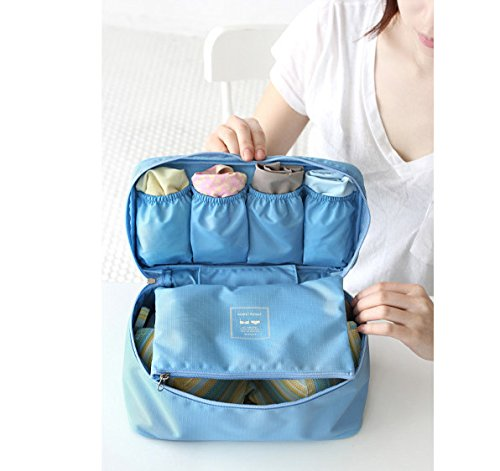 1pc Bra Underwear Lingerie Travel Bag