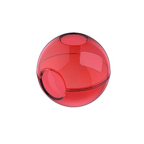Subtop Estuche portátil Pokeball Plus, Estuche Protector ...