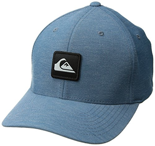 (Quiksilver Men's Union Heather, Real Teal, S/M)