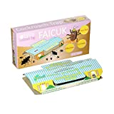 Faicuk Cockroach Traps with Bait Included - Pack of 12
