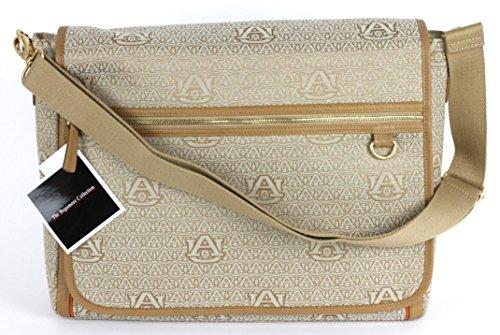 bagamore collection Auburn Tigers Messenger Bag-Auburn Jacquard Bag-Auburn University Messenger - Messenger Jacquard