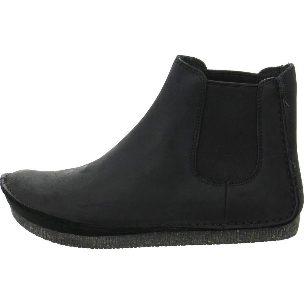 Clarks Donna Mocassini Mocassini Mocassini Piatti nero Leather Nero, (nero Leather) 261367924 e17faa