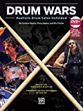 img - for Drum Wars: Realistic Drum Solos Unfolded, Book & DVD book / textbook / text book