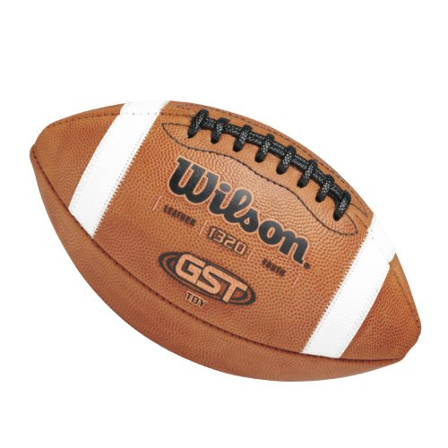 Wilson Leather Football - Trainers4Me